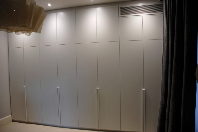 . Built in wardrobes  kitchens  radiator casings   Contemporary