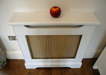bespoke radiator cover
