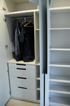 Built in wardrobe